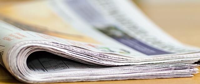 עיתונות מודפסת